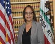 Chief Deputy Sharon Henry