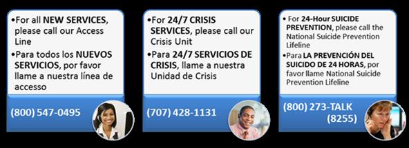 Solano County Mental Health Services