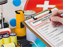 Emergency Preparedness - Image of emergency preparedness checklist