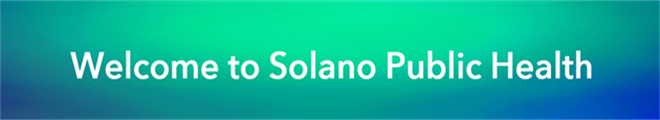 Welcome to Solano Public Health