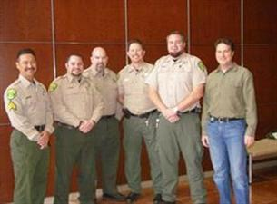 Park Manager and Rangers